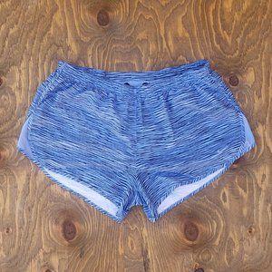 Nike Dri-Fit striped running shorts